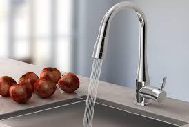 symmons sereno single handle deck mounted kitchen faucet u0026 reviews