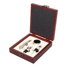 wine sets aliexpress buy wine gift set bottle opener wine corkscrew