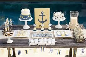 nautical themed baby shower nautical themed baby shower table decoration ideas free printable