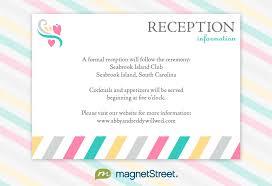 post wedding reception wording exles post wedding reception invitation wording sles lake side corrals