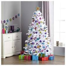 buy festive 6ft white iris princess pine tree from our