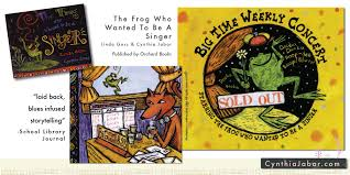 picture book frog wanted singer orchard books