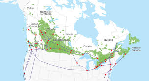 Tv Reception Map Telus Annual Report 2014 About Telus