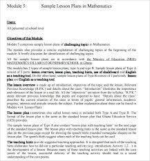 sample lesson plan kindergarten daily lesson plan free pdf format