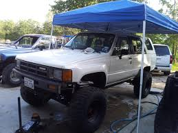toyota mobile home 1986 22re 4runner build daily driver expedition rig expedition