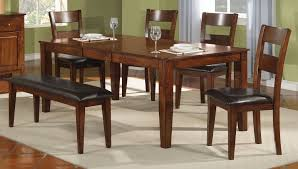 dakota light 6 piece dining package the brick