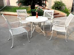 Wrought Iron Patio Tables Cast Iron Tables And Chairs For Outdoor Patio Furniture Wrought