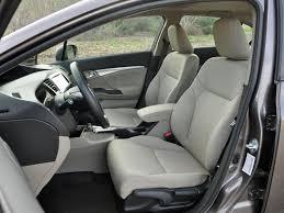 Honda Upholstery Fabric Review 2015 Honda Civic Ex Sedan Ny Daily News
