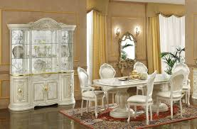 classic dining room interior design