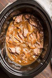 slow cooker amish pot roast the magical slow cooker