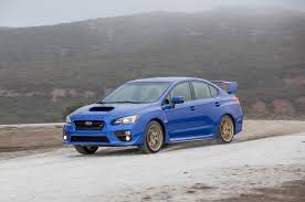 rare subaru models 2015 subaru wrx ignition video motor trend
