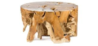 coffe table table with storage tree trunk table tree trunk