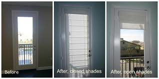 Roman Shade For French Door - best roman shades for french doors within decor top 25 door blinds