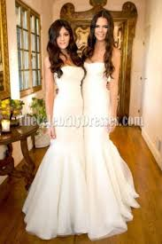 and white bridesmaid dresses cheap wedding dresses 2017 bridal gowns for sale