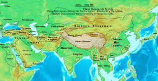 Eurasia Map Shams I Bala And The Historical Shambhala Kingdom Okar Research