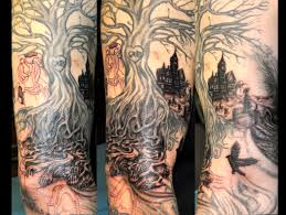tree roots sleeve 60 tree roots designs for manly ink ideas