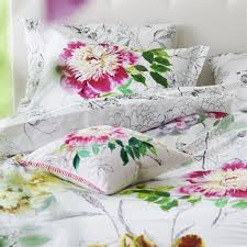 sibylla fuchsia bed linen designers guild