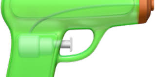 Couch Emoji by Apple Replaces Pistol Emoji With A Lime Green Gun