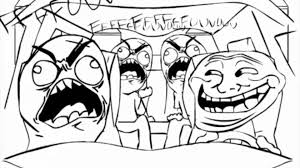 Meme Face Comics - faces of rage car fart rage comic animation youtube