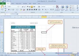 Making An Excel Spreadsheet Fundamental Skills