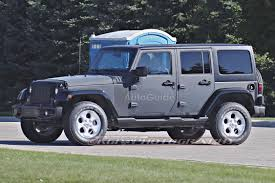 ace family jeep 2018 jeep wrangler mules spied testing autoguide com news