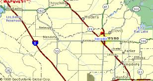 map of fresno map to fresno gateway center fresno ca