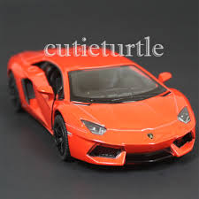 car lamborghini red lamborghini aventador toy car ebay