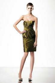 green formal dress fashionoah