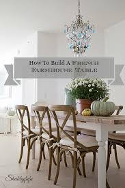 Farmers Dining Table And Chairs French Farmhouse Table My Muse His Muse Shabbyfufu