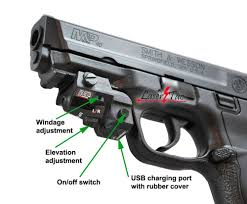 sig sauer laser light combo lasertac glx sr rechargeable subcompact green laser sight