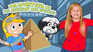 howie at home the adventures of the assistant and wiggles howie at the museum