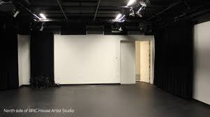 Space Stage Studios by Residency Space Bric House Artist Studio Bric