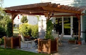 Pergola Ideas For Small Backyards Awesome Pergola Ideas For Patio 13 Backyard Patio Design With