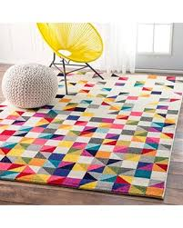 Area Rugs 8 X 10 Don T Miss This Deal On Nuloom Takisha Triangle Area Rug 8 X 10