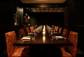 private party accomodations en japanese brasserie