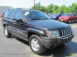 black jeep grand cherokee 2004 jeep grand cherokee laredo in brillant black crystal pearl