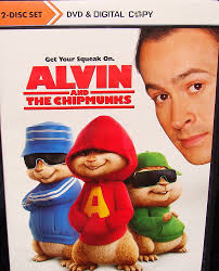 amazon com alvin and the chipmunks get your squeak on 2 disc set