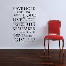 Inspirational Quotes Decor For The Home Aliexpress Com Buy Inspirational Quote Wall Stickers Family