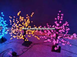 led cherry blossom tree light bw th001 cherry lighting decoration