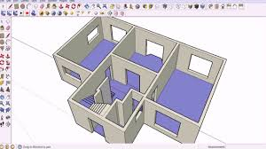 floor plan scales how to scale a floor plan in sketchup youtube
