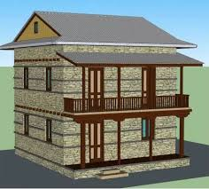 home design for nepal government approved model house ga smart housing