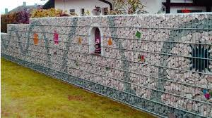Retaining Wall Design Ideas by Unique Decorative Gabion Wall Design Ideas Gabion Retaining Wall