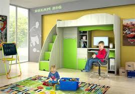 lit superposé avec bureau pas cher lit mezzanine bureau pas cher awesome lit mezzanine pas cher place