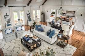 Hgtv Dining Rooms Hgtv Dream Home 2015 Connected Living Room Dining Room And Kitchen