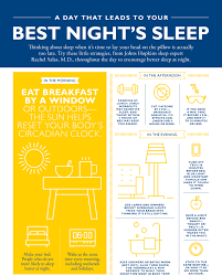 best light for sleep a day that leads to your best night s sleep