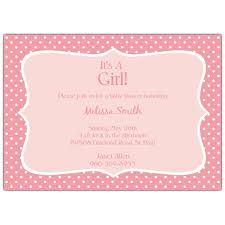 polka dot invitations polka dot invitations pink polka dots ba shower invitations