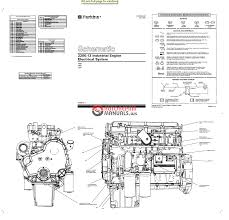 perkins 2206 e13 industrial engine all complete auto repair