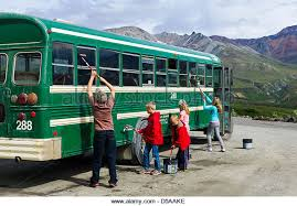 Montana bus travel images Mt mckinley bus stock photos mt mckinley bus stock images alamy jpg