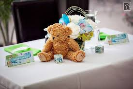 teddy themed baby shower yandy smith s o is for omere building block themed baby shower
