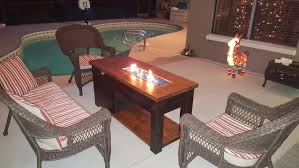 How To Build A Propane Fire Pit Propane Fire Pit Table Buildsomething Com